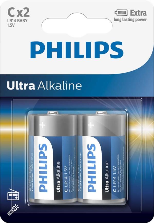 Philips batteri C Apollon Lys