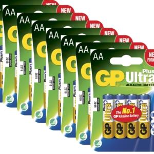 Tilbud GP batterier