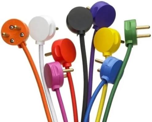 Form stik alle farver med ledning